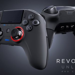CONTROLE NACON REVOLUTION UNLIMITED
